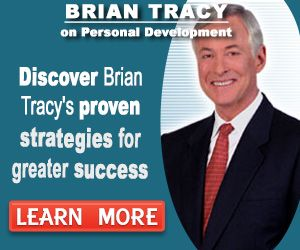 Brian Tracy - Personal Development strategies for greater success