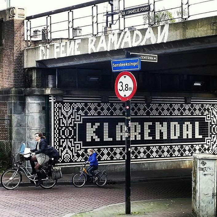 Did you read our new blog about Klarendal yet? (Click on the link in our bio) #Arnhem