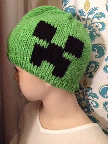 Minecraft hat by Spikefan