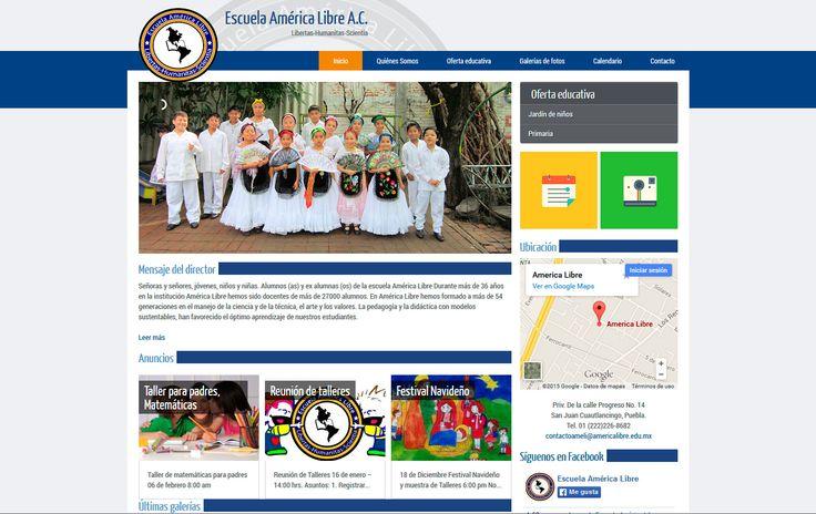 Escuela América Libre A.C.
