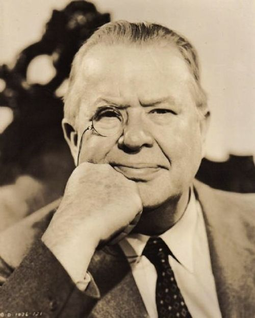 Charles Coburn/ great character actor.