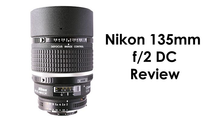 The Best* Portrait Lens You've Never Heard Of: The Nikon 135mm f/2 with Defocus Control for bokeh