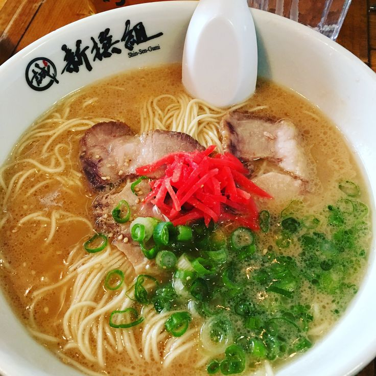 One of the best ramen in Los Angeles: Shin-Sen-Gumi Hakata Ramen, Little Tokyo #losangeles, #ramen