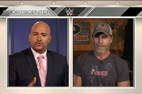 Shawn Michaels Talks WrestleMania & More On ESPN SportsCenter