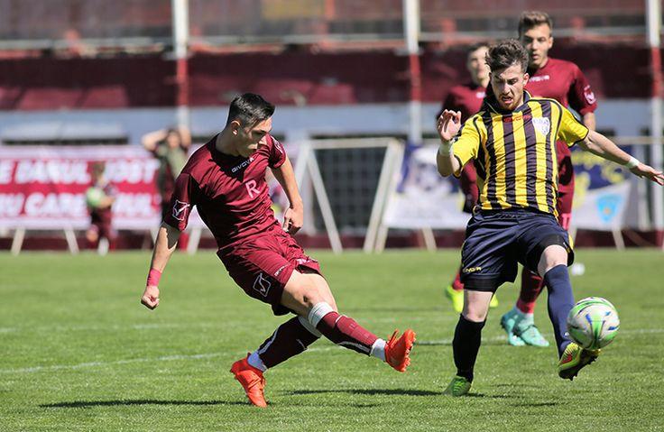 AFC Rapid a disputat duminică ultimul meci din sezonul regulat al Ligii 5 în compania contracandidatei VK Soccer. Lovitura de începere