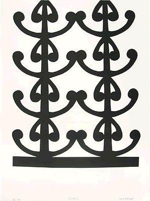 Paper-works - Lonnie Hutchinson artwork details