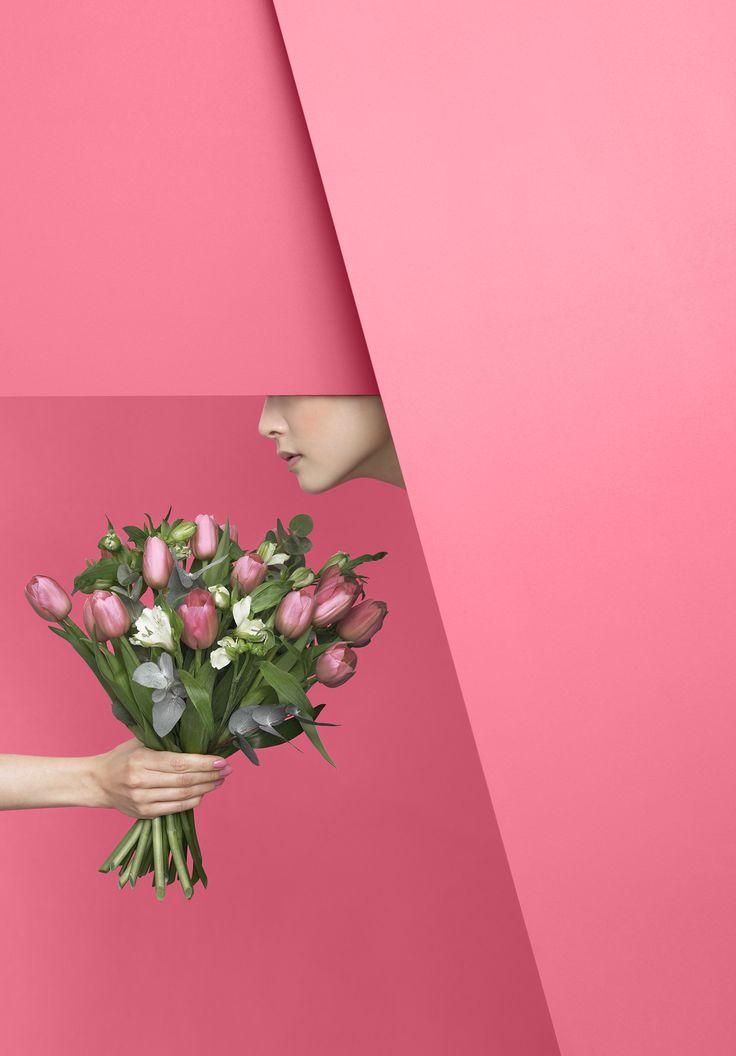 Sätt färg på vårkänslorna med ljuvliga Januaribuketten
