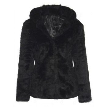 SHARE & Get it FREE | Trendy Women's Hooded Long Sleeve Pure Color Faux Fur CoatFor Fashion Lovers only:80,000+ Items·FREE SHIPPING Join Dresslily: Get YOUR $50 NOW!