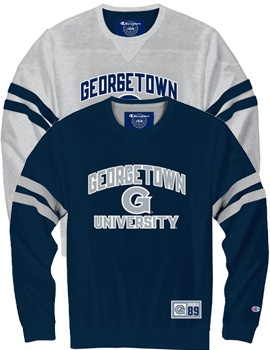Will I get into Georgetown University?