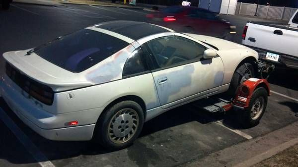 WANTED 90-96 nissan 300zx running or not (wilmington): QR Code Link to This Post Looking to pickup another 300zx for a project. nothing…