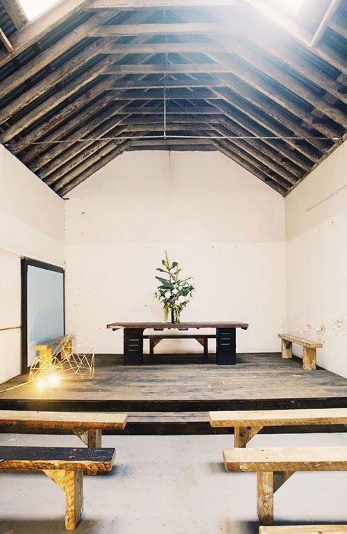 The Church of Bang Bang Boogaloo #uniqueweddingvenue #wedding planning #uniquechurch