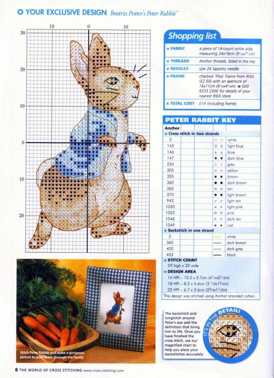 Gallery.ru / Photo # 5 - The world of cross stitching 054 January 2002…