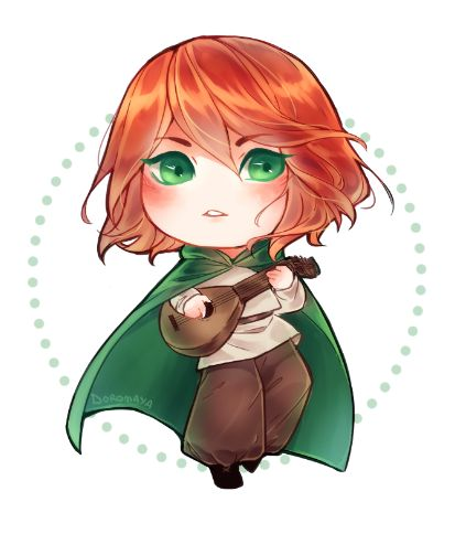 Commission - Kvothe by AshitaMaya