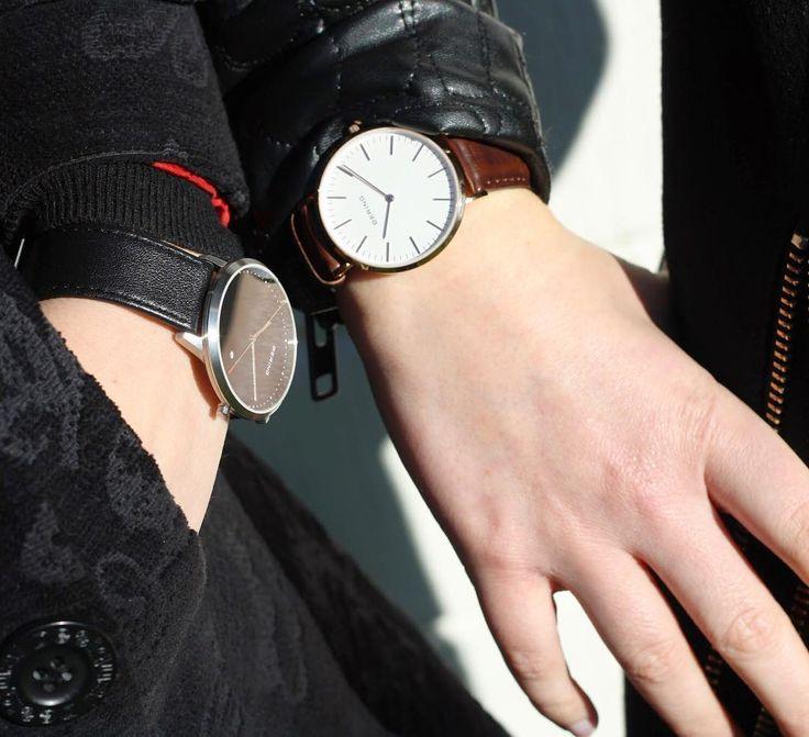 Zawsze razem, zawsze w dobrym stylu z #BeringWatches. #Bering #BeringTime #zegarkiBering #black #brown #leather #couple #perfectcouple #date #randka #watch #watches #zegarek #zegarki #butiki #swiss #butikiswiss #dlaniego #dlaniej