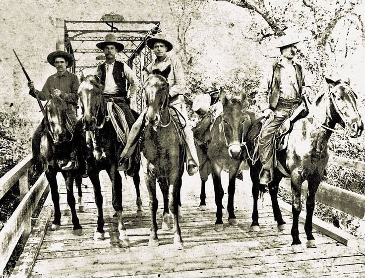 5 facts you never knew about cowboys and outlaws of the