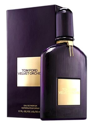 Tom Ford Velvet Orchid - Top notes of bergamot, mandarin, Succan absolute, honey, heart of velvet orchid, Turkish rose oil, jasmine and a new accord of purple orchid that grows in the wilds of southern Brazilian coast. Base of orange blossom, rose absolute, narcissus, hyacinth and heliotrope, balsam, myrrh, labdanum, sandalwood, suede and vanilla. #tomford #perfume
