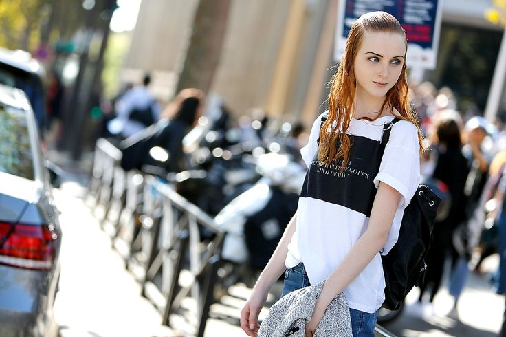 Mode à Paris, streetstyle. Ready to wear, tues 23/09 > wed 01/10 Spring Summer 2015 #Streetstyle #pfw #fashionweek #ss15