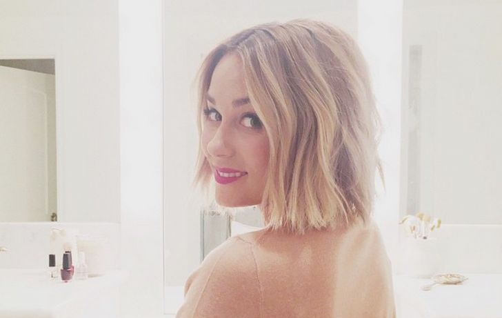 """The Non-Mom Bod: as seen on J Law, Lauren Conrad, & everyone pinned in your """"hair envy"""" board. http://www.thecoveteur.com/lauren-conrad-short-hair/"""