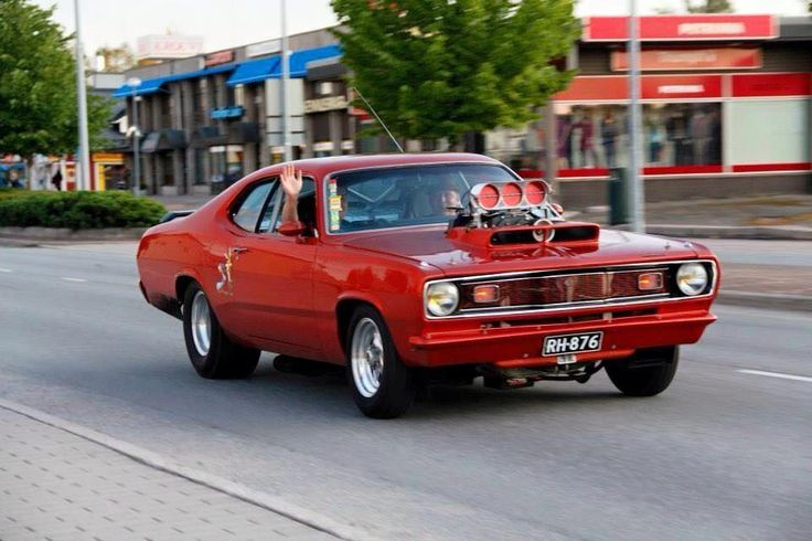 70 Plymouth Duster
