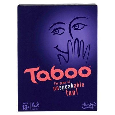 Taboo Game : Target