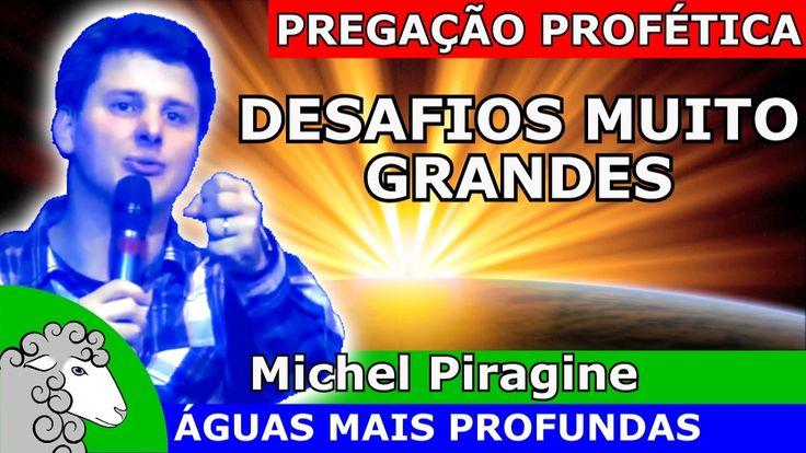 mensagem de Deus pra vc - A provisão de Deus (Pregação Michel Piragine)