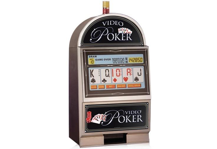 Jumbo Touch Screen 7-in-1 Video Poker