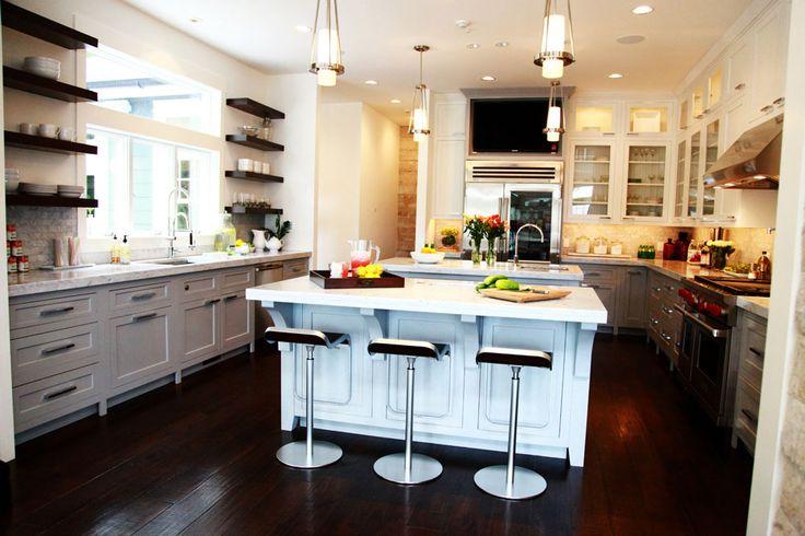 Bon Jeff Lewis Kitchen Design With White Cabinet Interior Design   GiesenDesign