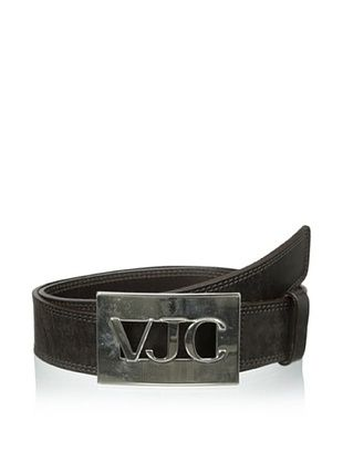 Versace Jeans Couture Men's Double-Stitched Belt