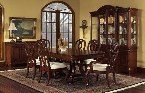 Louie Dining Table from Huffman Koos