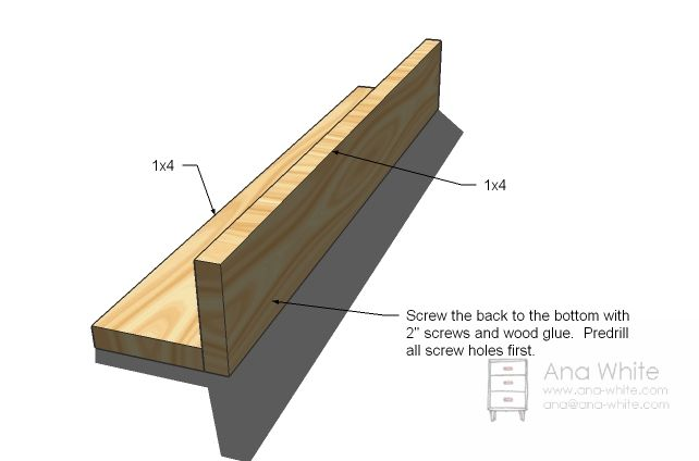 117 best displays shelves ladders images on pinterest for How to build a display shelf