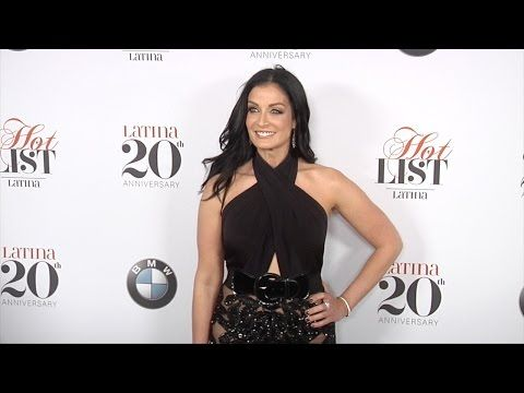 "Dayanara Torres Latina's 7th Annual ""Hollywood Hot List"" Red Carpet - YouTube"