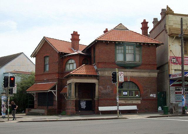 Former Enmore PO, Enmore, Sydney NSW by dunedoo, via Flickr