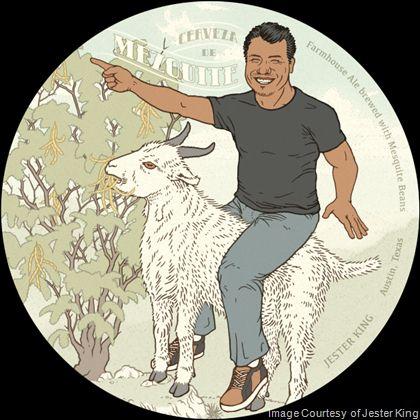 mybeerbuzz.com - Bringing Good Beers & Good People Together...: Jester King Introduces Cerveza de Mezquite (Texas-...