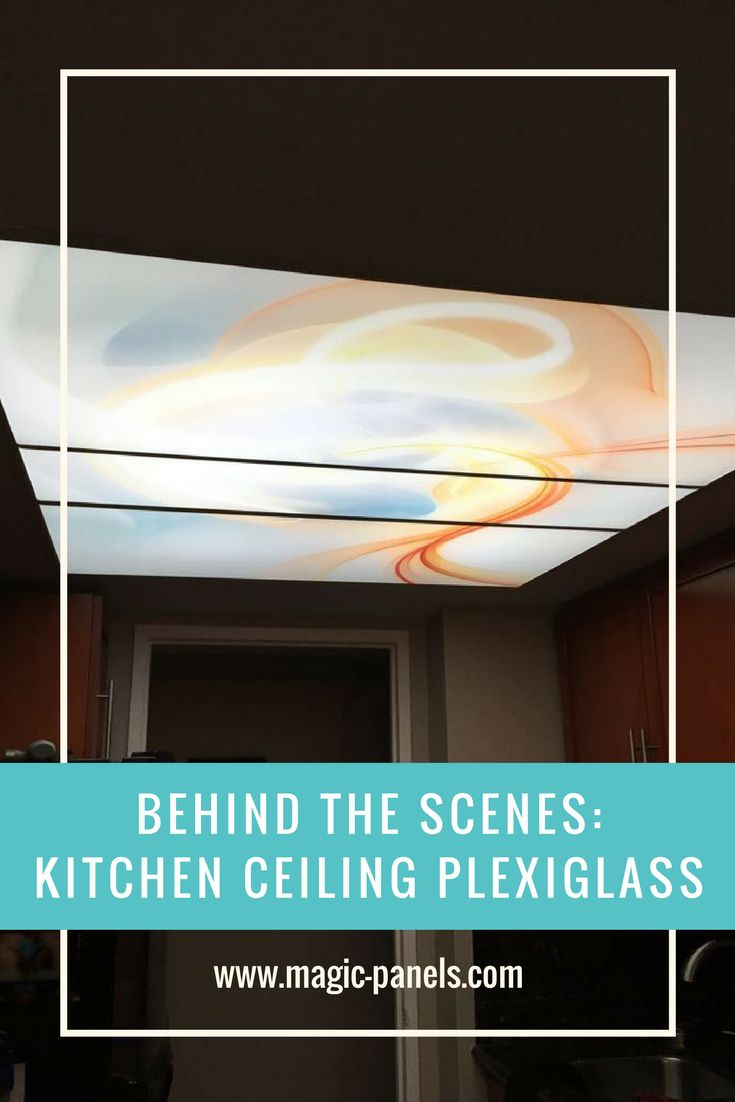 I I love the transformation with the Plexiglass panels for the Kitchen lights. Looks great!