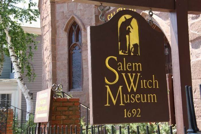Museo de las Brujas de Salem (Massachusetts)