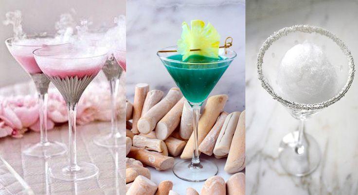 Une petite soif ? Rose bonbon, néon, bleu lagon, fluo … Découvrez notre sélection étonnante de cocktails repérés sur Pinterest.