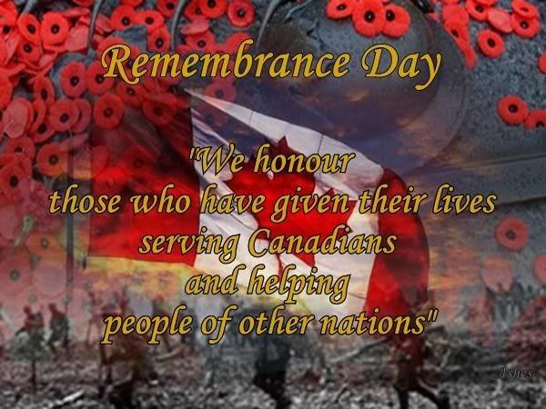 veterans day canada 2015 - Google Search