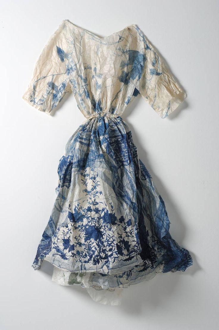 Valérie hammondStyle, Untitled Dresses, Clothing, Paper Dresses, Beautiful, Art, P Dresses, Blue Prints, Valerie Hammond