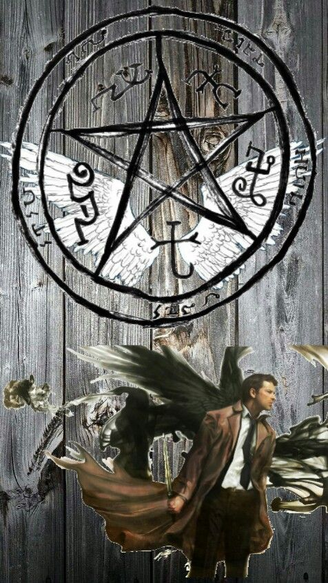 33 best ideas about supernatural on pinterest wings - Supernatural phone background ...
