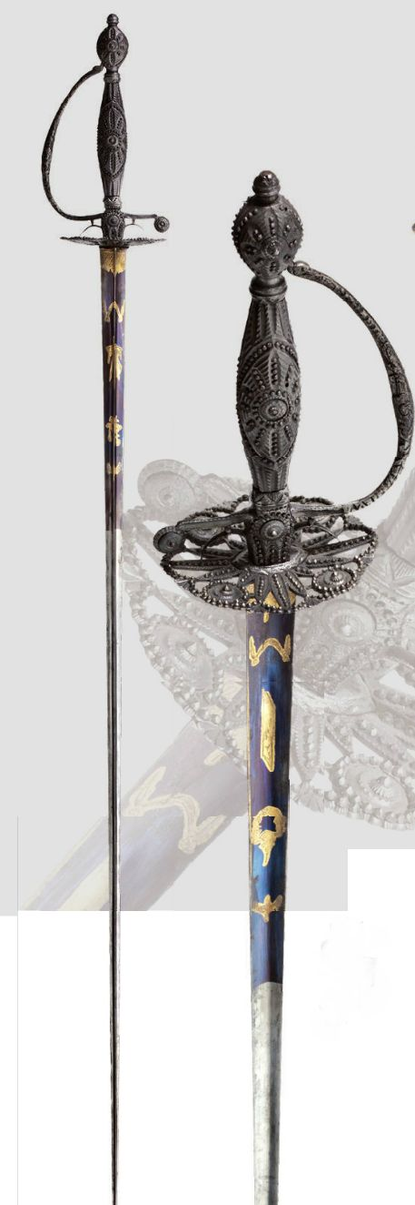 A French small sword ca 1800.