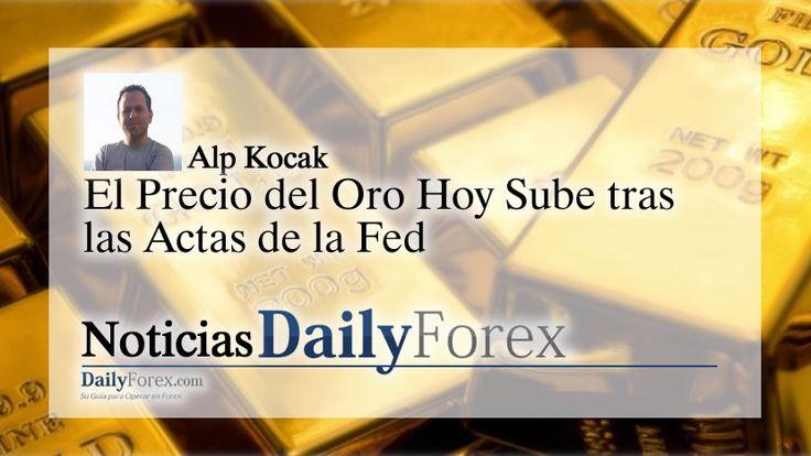 El Precio del Oro Hoy Sube tras las Actas de la Fed | EspacioBit -  https://espaciobit.com.ve/main/2017/05/25/el-precio-del-oro-hoy-sube-tras-las-actas-de-la-fed/ #Forex #DailyForex #Oro #Gold #MercadoForex #FederalReserve