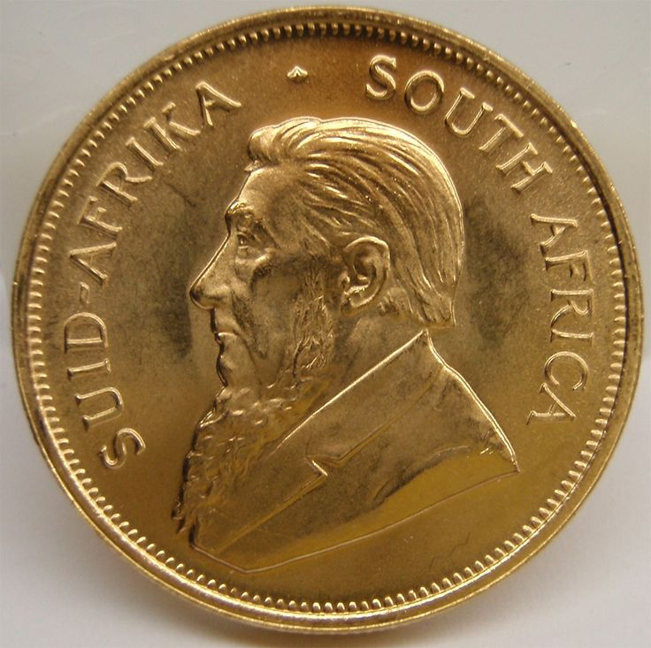 The South African Krugerrand Gold Coin was first minted in 1967 in order to help market South African gold. The coins have legal tender status in South Africa but are not actually used as currency. The Krugerrand was the first bullion coin that could be used as legal tender at the market value of its face gold content. BelAfrique - Your Personal Travel Planner www.belafrique.co.za