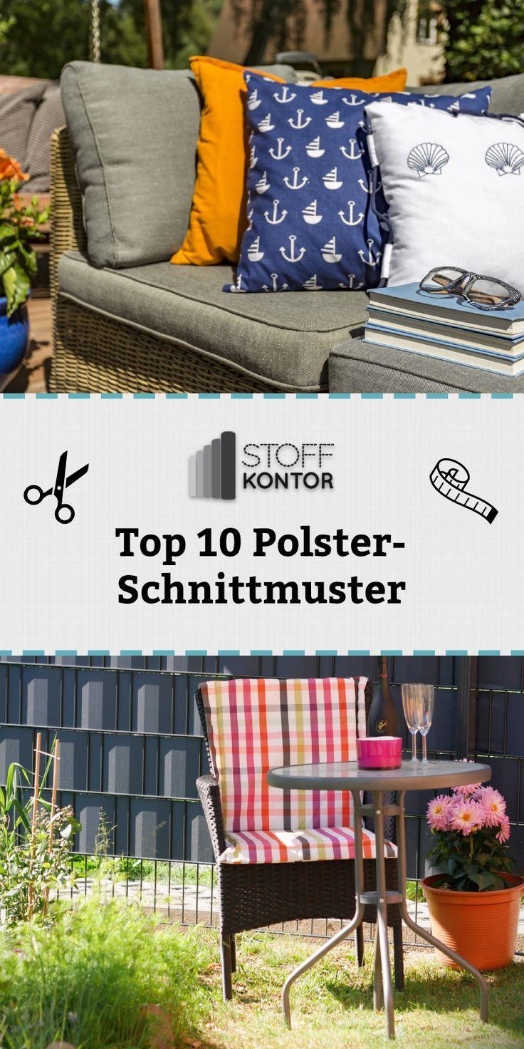 Top 10 Schnittmuster Polster Diy Gartenmobel Aussenmobel Kissen Polster