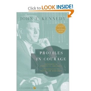 Written in 1955 by the then junior senator from the state of Massachusetts, John F. Kennedy's Profiles in Courage served as a clarion call to every American. The inspiring true accounts of eight unsung heroic acts by American patriots at different junctures in our nation's history, Kennedy's book became required reading, an instant classic, and was awarded the Pulitzer Prize.