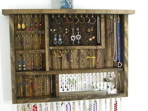 Door Solutions Bed Bath And Beyond Hanging Jewelry Organizer