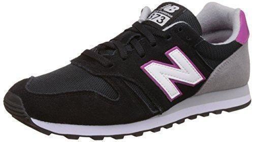 Oferta: 85€ Dto: -39%. Comprar Ofertas de New Balance 373, Zapatillas de Running para Mujer, Multicolor (Black 001), 39 EU barato. ¡Mira las ofertas!
