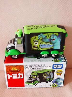 New Disney Pixar Motors Monsters University Jolly Float TAKARA TOMY TOMICA JAPAN
