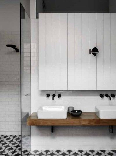 Belle Coco Republic Interior Design Awards 2015 Finalist Whiting Architects Lim Bathroom
