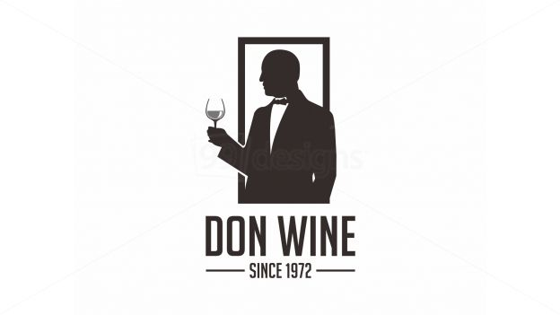 Don Wine Logo logo