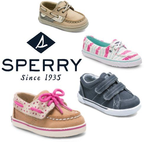 50% Off Sperry Kids Shoes | Zulily